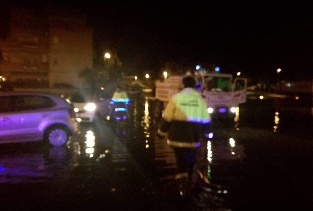 Ladispoli, maltempo: la protezione civile monitora il territorio