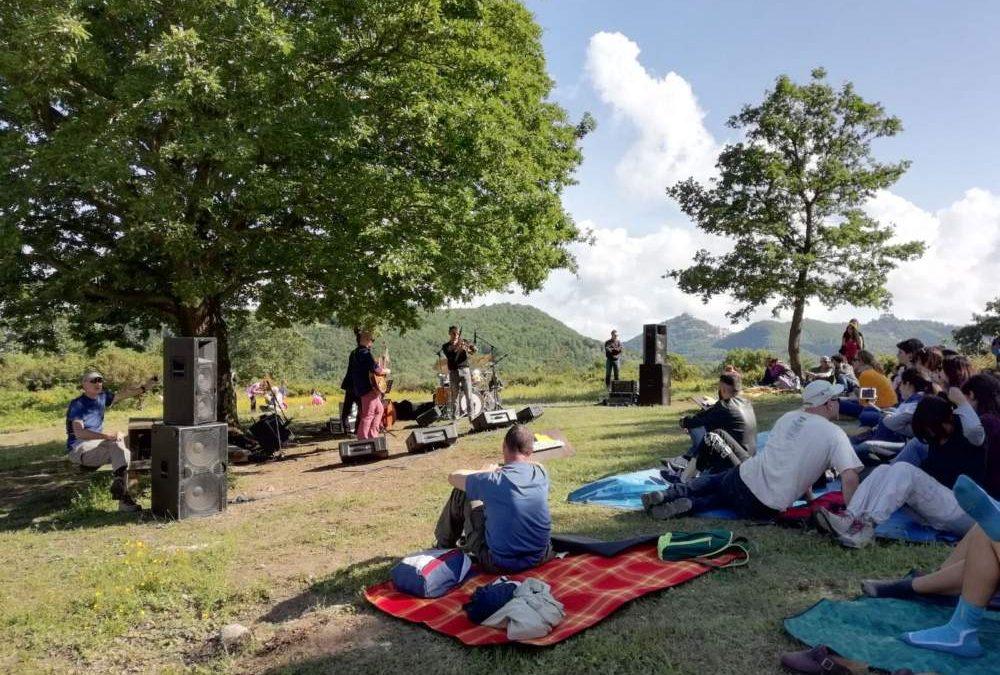 Tolfa, Picnic Musicali: l'evento nazionale arriva sul territorio