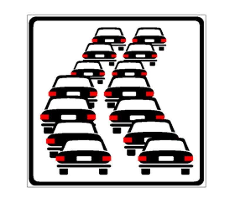 Traffico su Roma Fiumicino e GRA