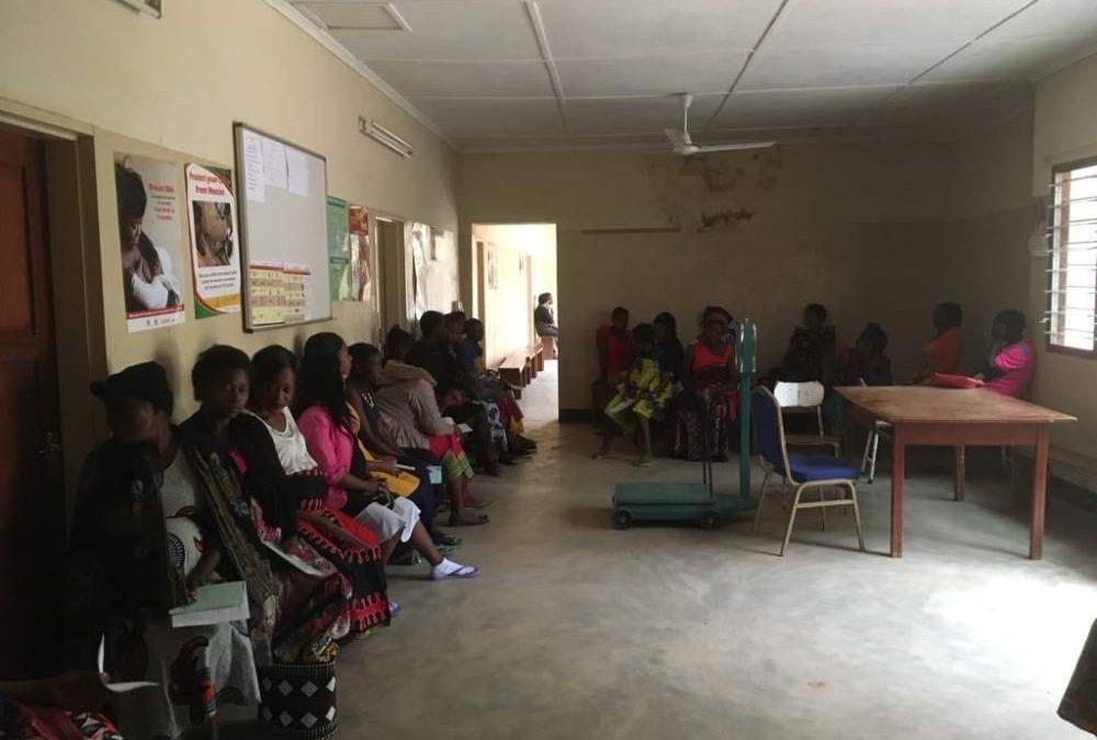 La delegazione dell'Asl Roma 4 arrivata a destinazione nello Zambia