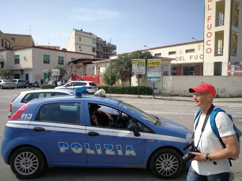 polizia commissariato