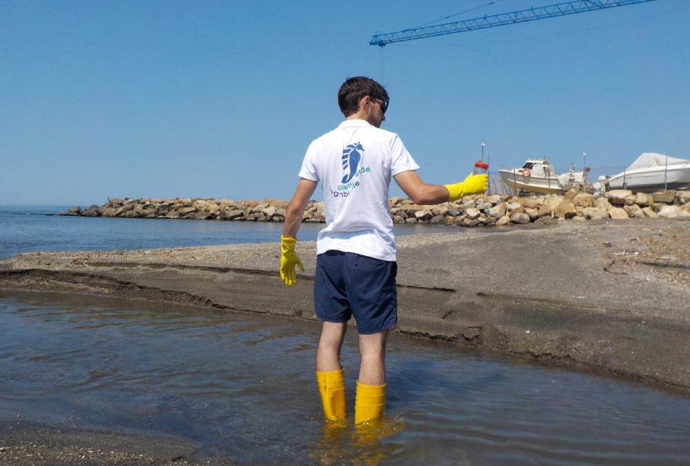 Goletta Verde, foci di Ladispoli e Ceveteri fortemente inquinate