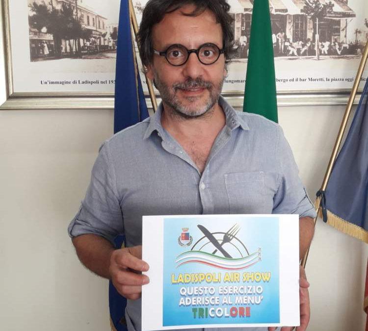 """Milani: """"E' stato un grande week end a Ladispoli in attesa della Frecce Tricolori"""""""