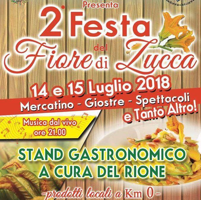 Cerveteri, nel week end la seconda edizione della Festa del Fiore di Zucca