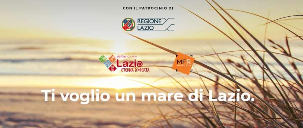 """Turismo, al via il contest fotografico """"Ti voglio un mare di Lazio"""""""