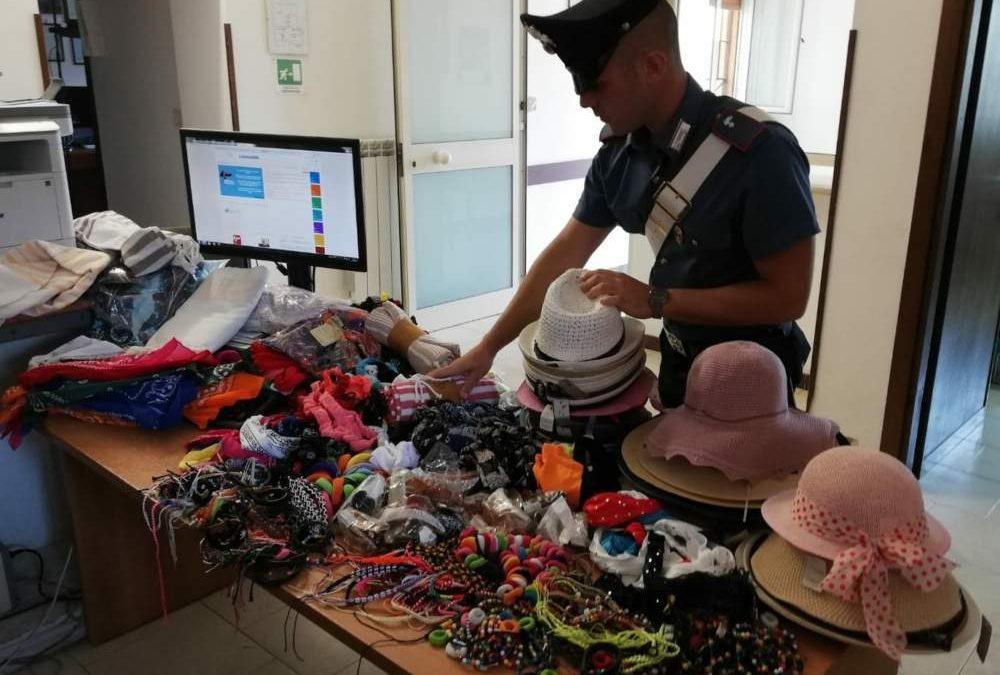 Santa Marinella, giro di vite dei carabinieri in spiaggia e su strada