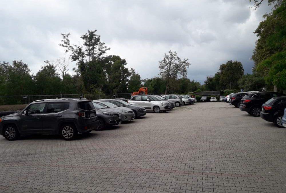 """Fiumicino, Di Genesio Pagliuca: """"Controlli su auto in sosta nei parcheggi pubblici"""""""