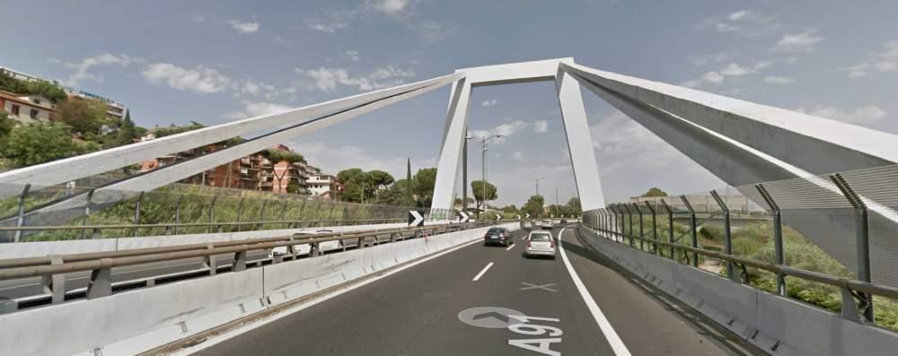 """Il ponte della Magliana è pericoloso: """"Ha elevate possibilità di crollo"""""""
