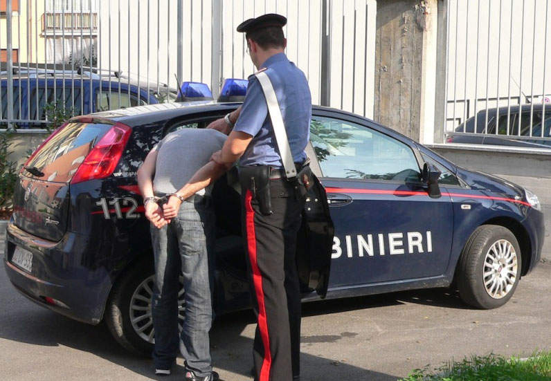 Furto in casa: scatta la custodia cautelare per due uomini di Cerveteri