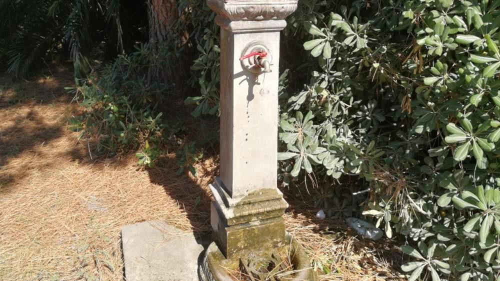 Acqua non potabile a Borgo San Martino