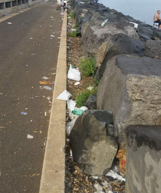 """Fiumicino, Di Genesio Pagliuca su Molo Sud: """"Banchine già sporche a poche ore dalla pulizia, servono controlli"""""""