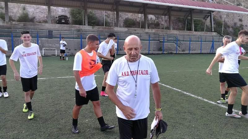 """Calcio, Il Tolfa si raduna. Mister Sperduti: """"La squadra ha lavorato in estate, stiamo bene"""""""