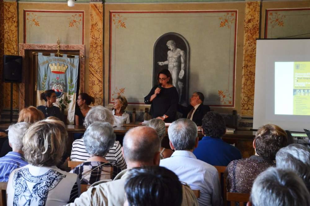 Trevignano, grande partecipazione all'intitolazione del museo civico al prof Bianchini