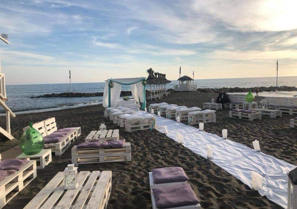 Matrimonio Spiaggia Ladispoli : Ieri a ladispoli il primo matrimonio sulla spiaggia