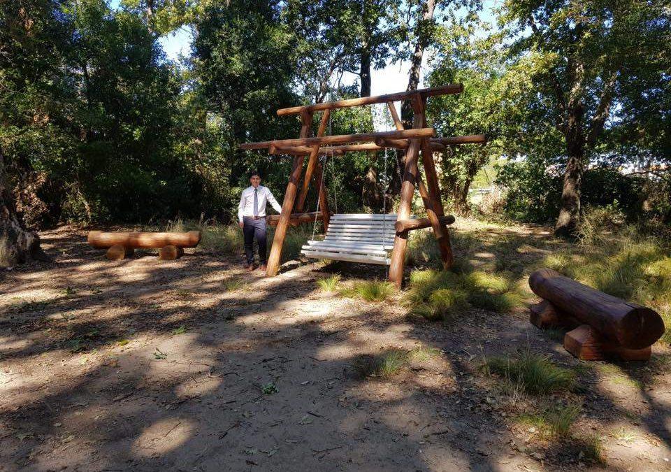 Nuovo arredo nel bosco di palo terzo binario news for Nuovo arredo sansepolcro