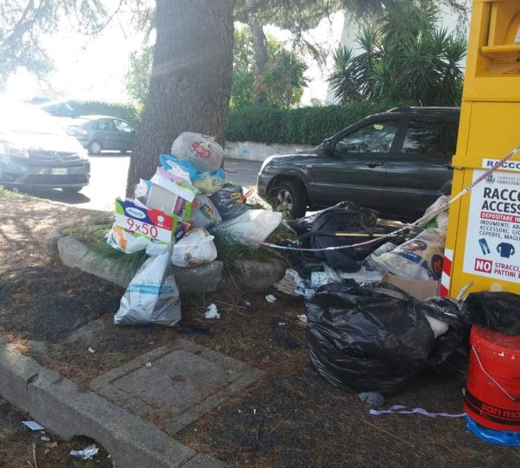 Cerveteri, discarica a via Marcina: furiosa la delegata Dell'Olio