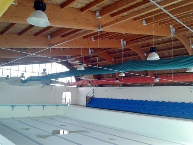 Santa Marinella, la piscina non riapre prima del 2020