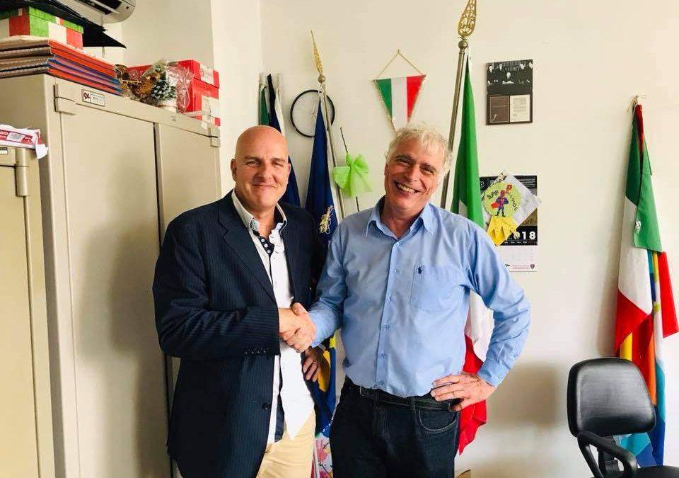 Ladispoli, la Corrado Melone incontra il maestro Ermanno Dodaro