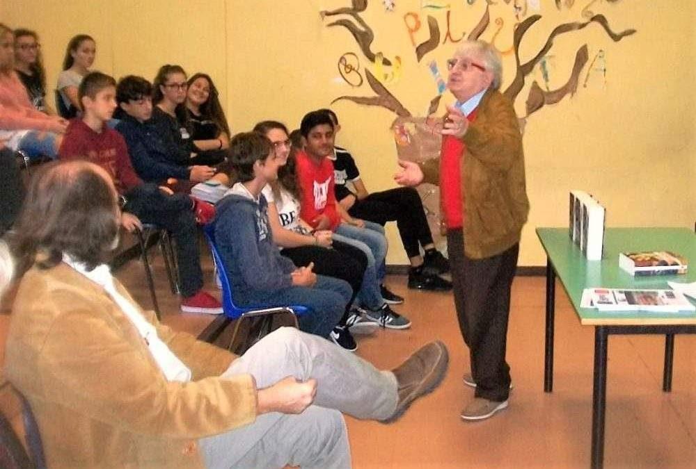 """Roma, presentazione di """"Belzebù-pezzént"""": l'ultimo libro di Amedeo Lanucara"""