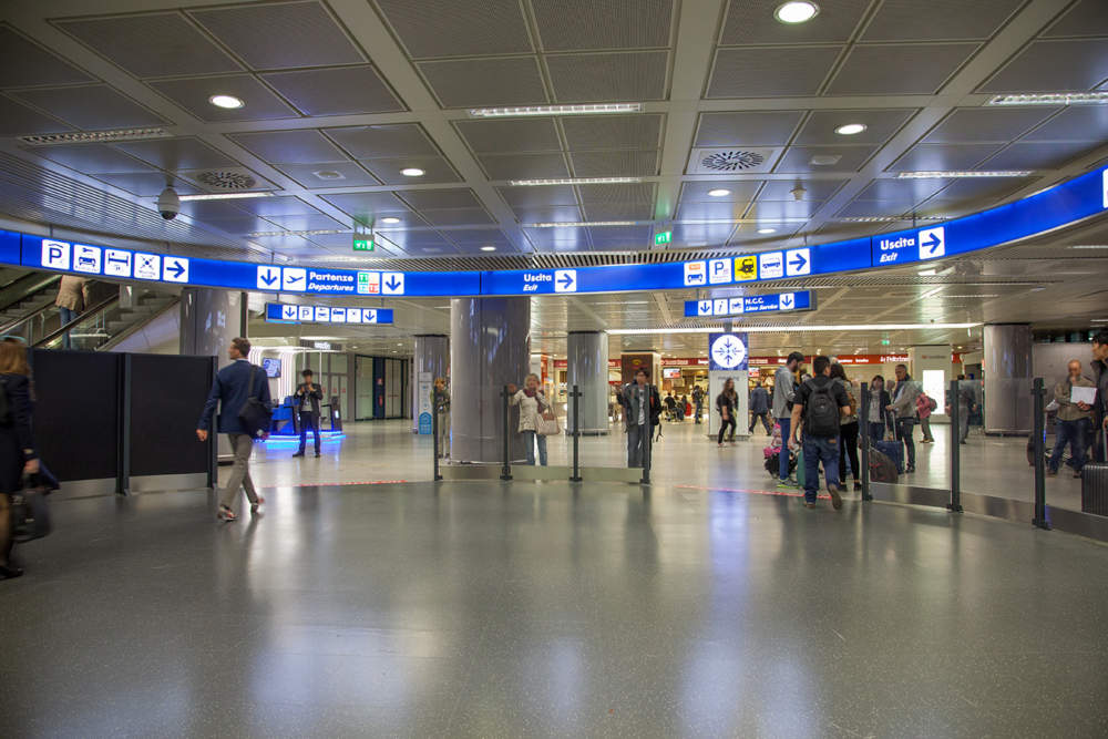 Il cinema sbarca all'aeroporto di Fiumicino grazie a Fondazione Cinema per Roma e Dams