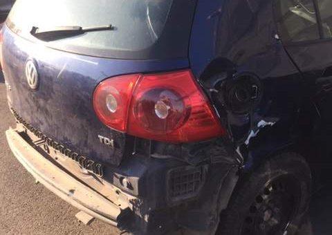 Trovata l'auto pirata di via del Platani dalla Polizia di Frontiera: denunciato il proprietario