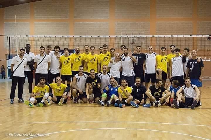 """Al Tuscania Volley il trofeo """"Città di Anguillara"""""""