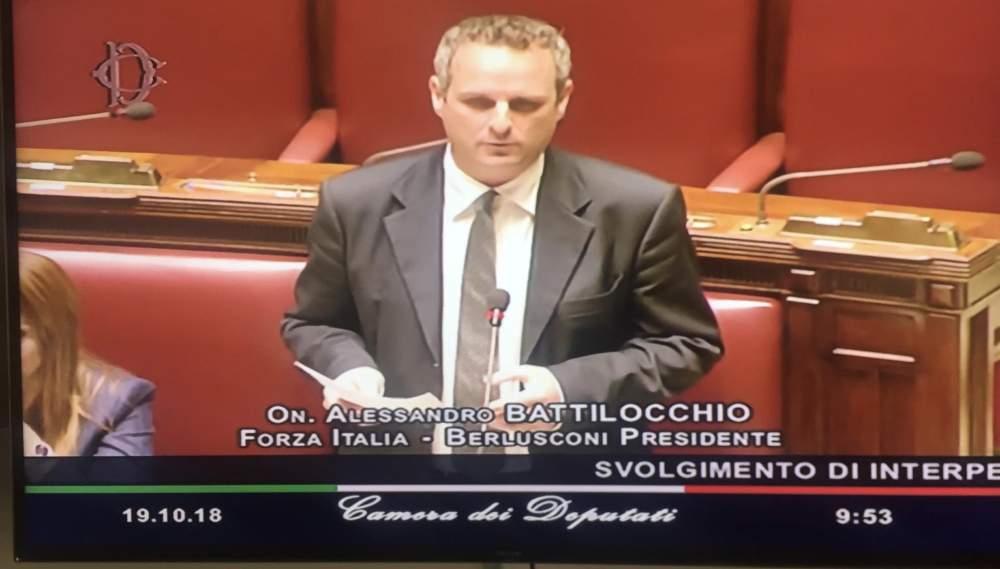 """Battilocchio: """"Un errore accorpare il Corpo Forestale ai Carabinieri"""""""