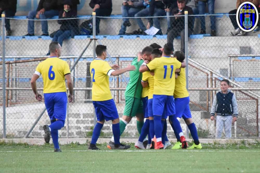 Domani il Civitavecchia Calcio incontra l'Unipomezia