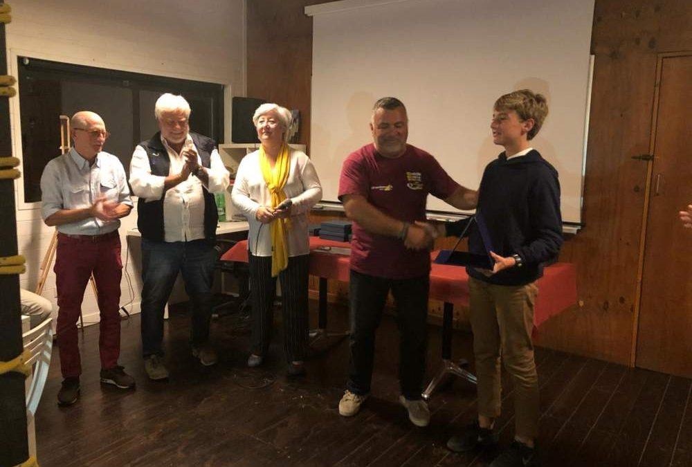 Da Civitavecchia a Roma la premiazione della 100 Miglia Solo e per Tutti