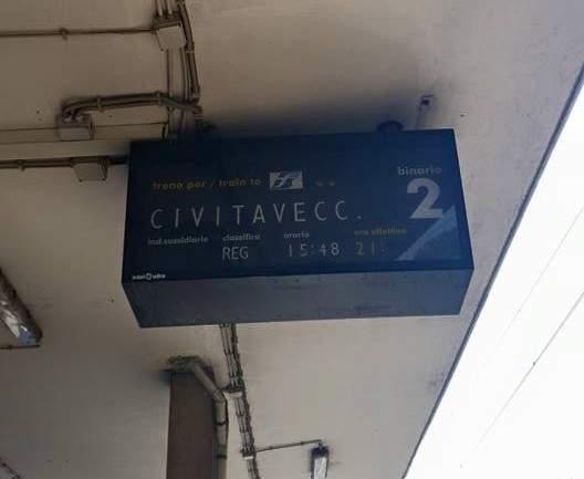 Fl5, guasto tra Santa Severa e Civitavecchia: registrati ritardi fino a 40 minuti