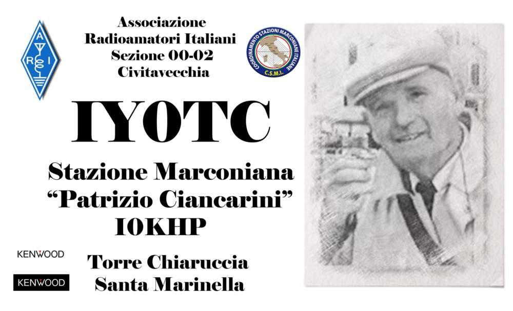 Civitavecchia e Santa Marinella, inaugurazione stazione radio a Torre Chiaruccia