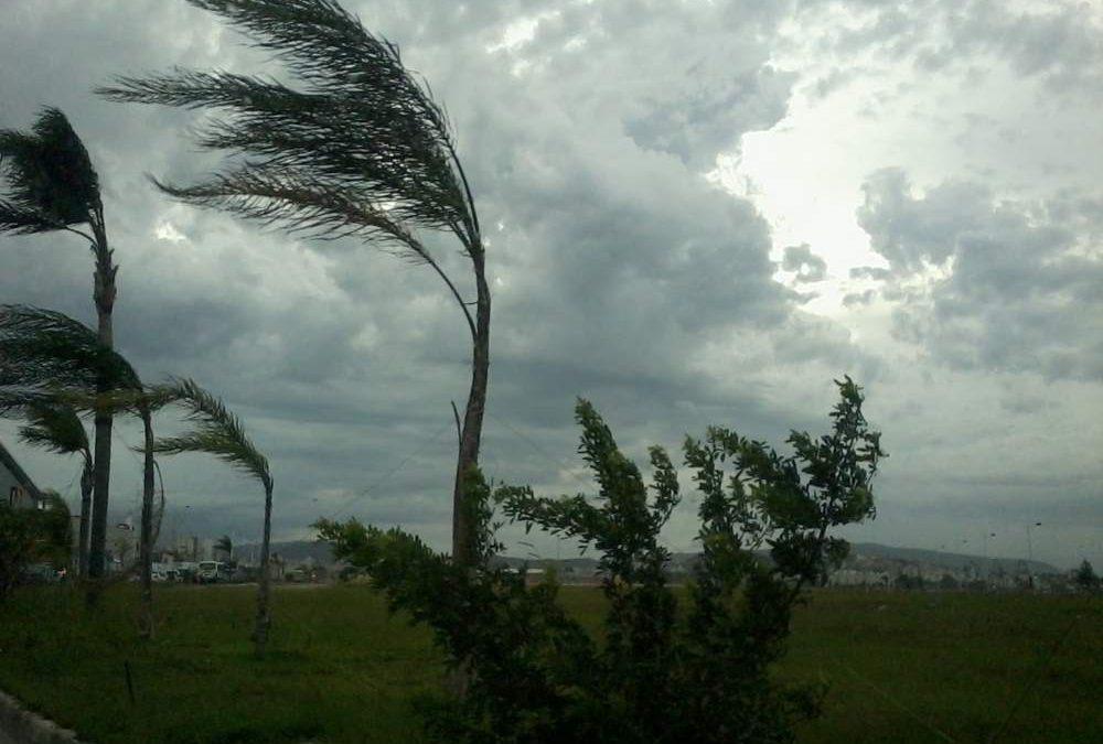 Allerta meteo per venti forti e mareggiate