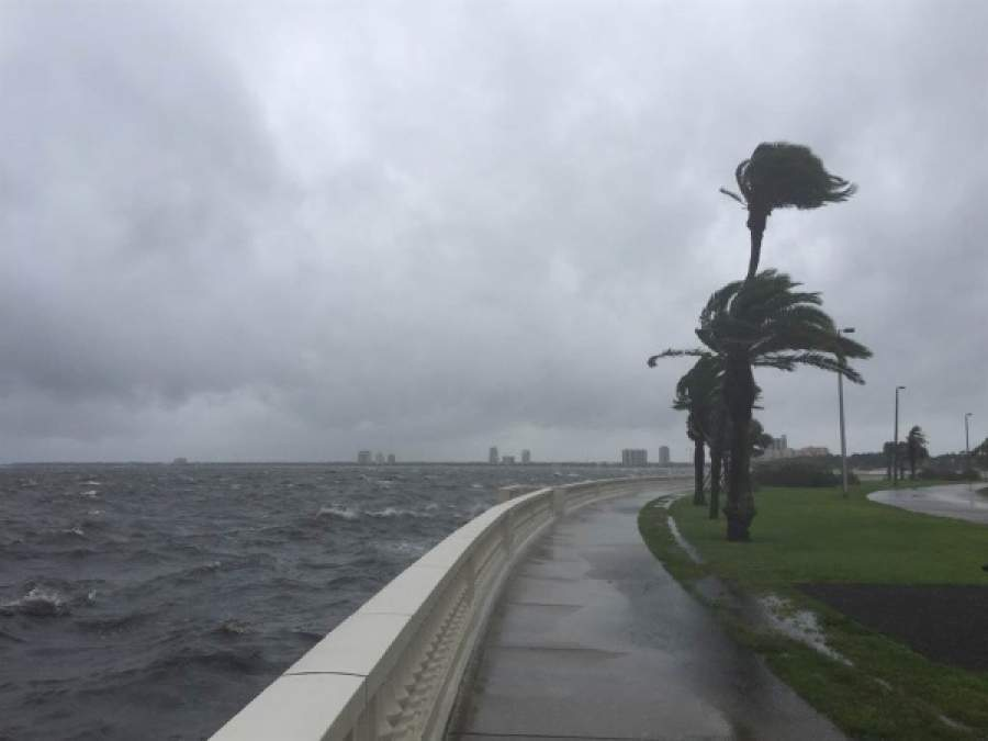 vento temporale allerta meteo