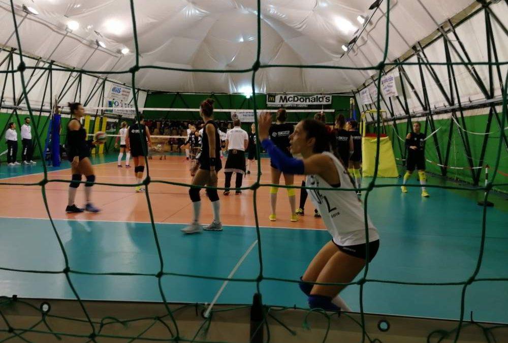 Volley, non si ferma la serie positiva della Massimi Eco Soluzioni Ladispoli