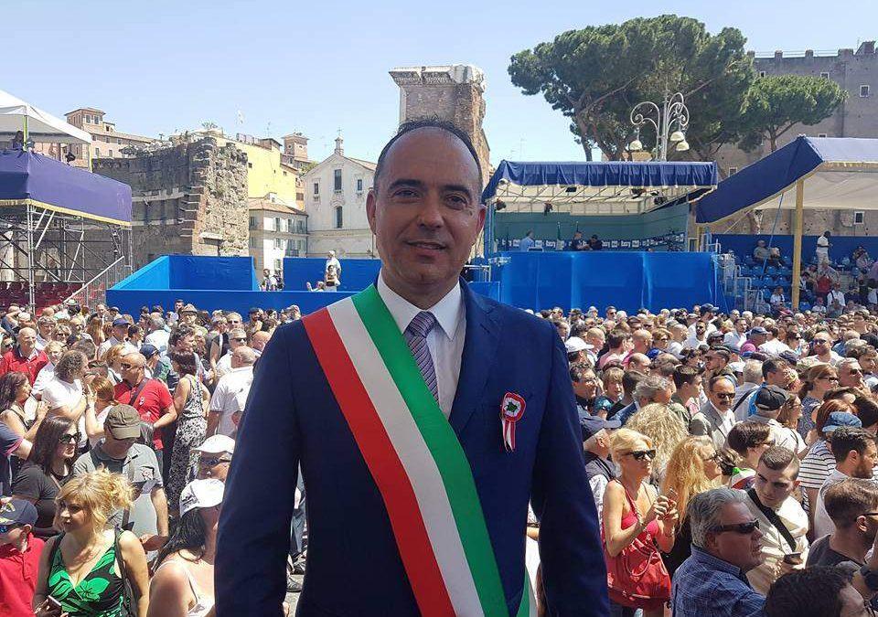 """Allumiere, il sindaco Pasquini: """"Danni da maltempo limitati con l'aiuto della Prociv"""""""