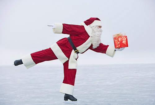 A Ladispoli pista di pattinaggio e villaggio di Babbo Natale - Terzo Binario News