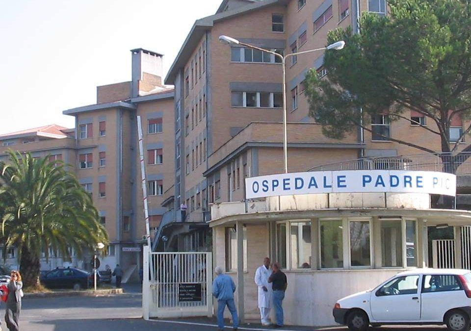 """Bracciano, plauso al personale del Padre Pio: """"Curata in modo eccellente"""""""