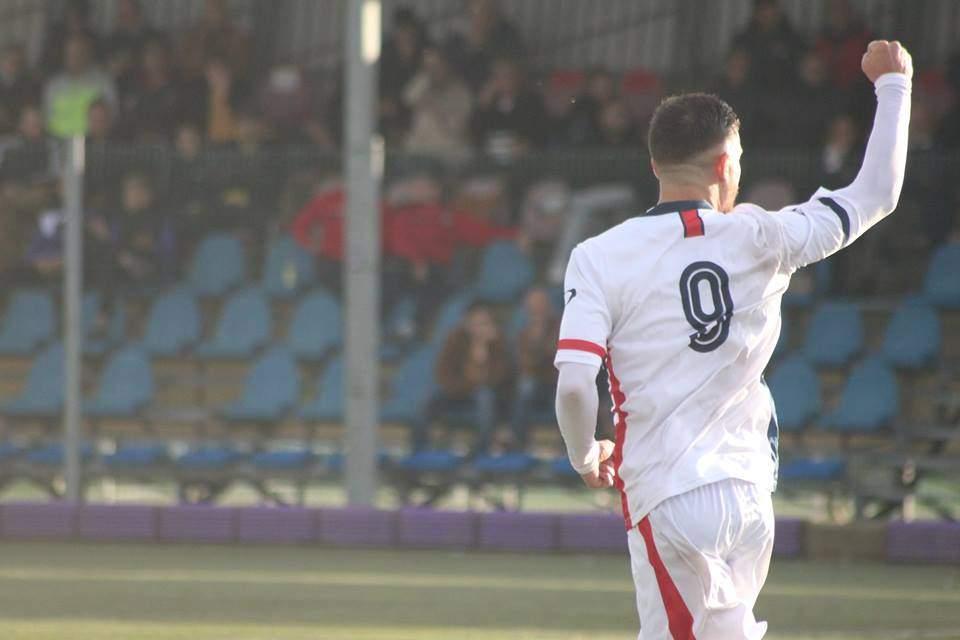 Il Ladispoli lotta ma non basta: rossoblu sconfitti 3-2 dall'Ostiamare
