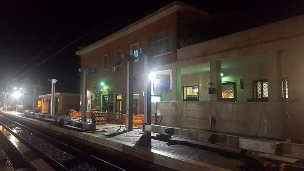 In arrivo le pensiline alla stazione di Ladispoli