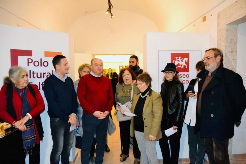 """Tolfa, la mostra sul Cile fa riflettere sul tema dell'""""altro"""""""