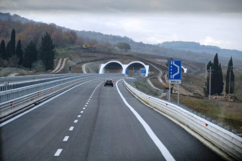 """Trasversale, inaugurato il tratto Cinelli-Monte Romano – Panunzi (Pd): """"La Tuscia è meno isolata"""""""