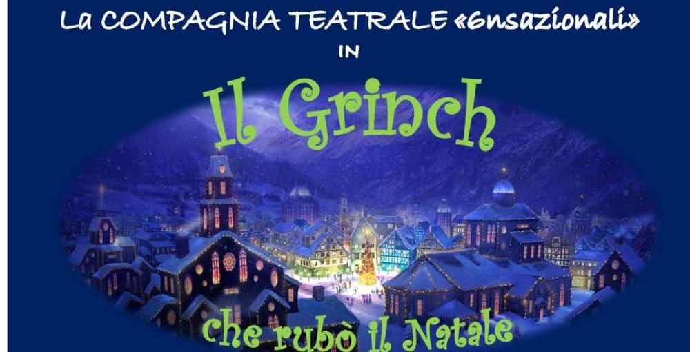 Cerveteri, al Granarone lo spettacolo teatrale per bambini 'Il Grinch che rubò il Natale'