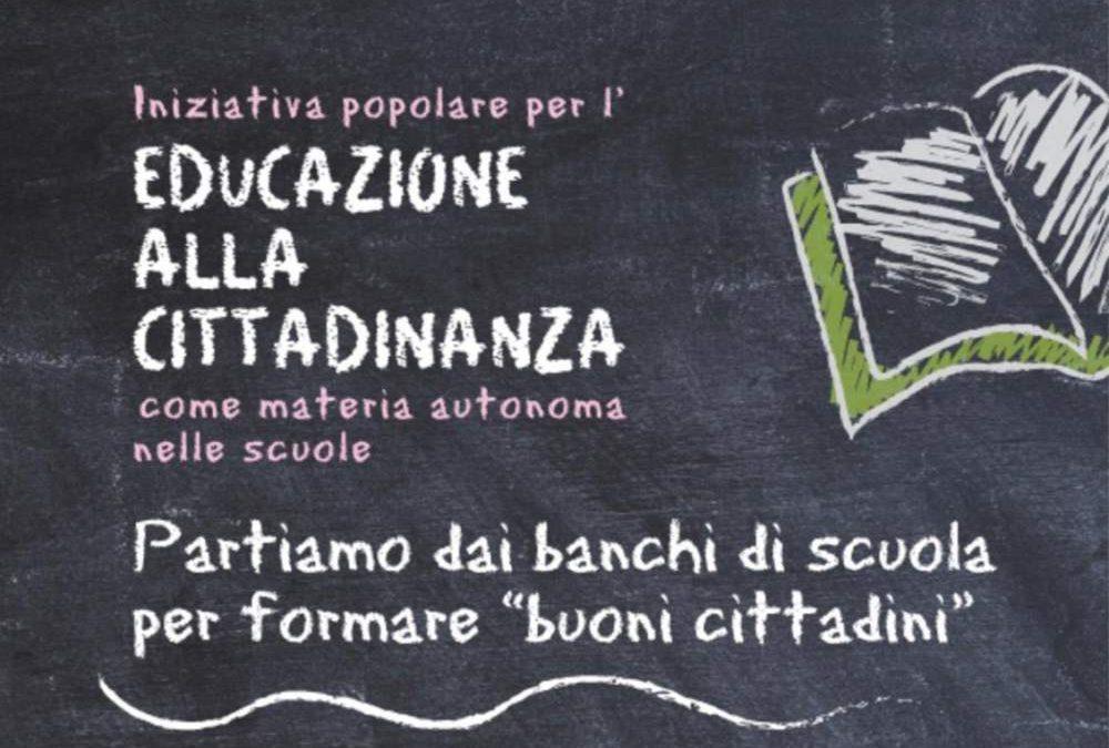 Montalto, giovedì incontro sull'educazione civica a scuola