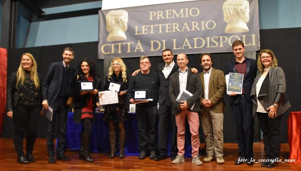 I vincitori del premio letterario Città di Ladispoli