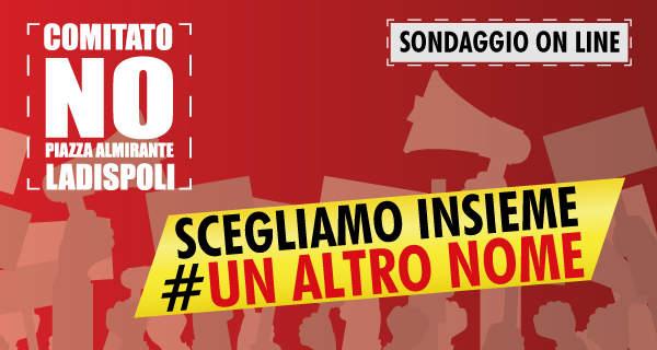 Ladispoli, il fronte del No a piazza Almirante si allarga: l'Aned si rivolge alla Prefettura