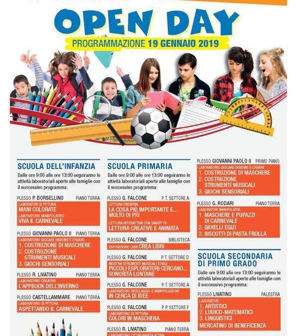 Secondo Open Day per l'istituto comprensivo Ladispoli 1