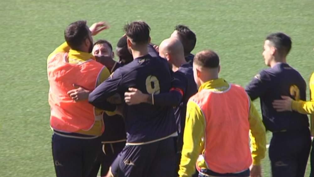 Una vittoria con poche emozioni, il Borgo San Martino centra il secondo successo di fila