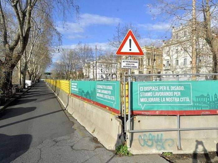 Sblocca cantieri: tutte le opere ferme a Roma e nel Lazio