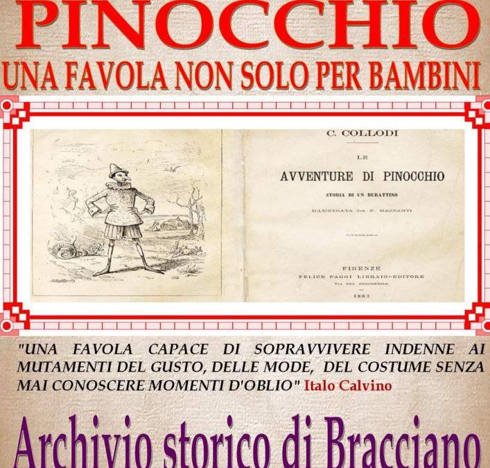 """Archivio storico di Bracciano Prosegue il percorso di  """"Briciole di letteratura"""""""