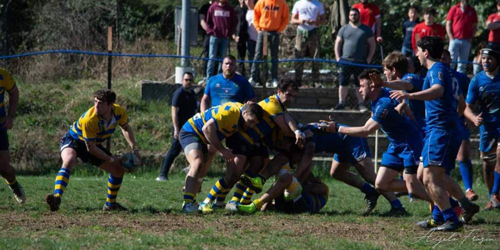 Rugby, anche la Primavera si inchina al Montevirginio: 43-14